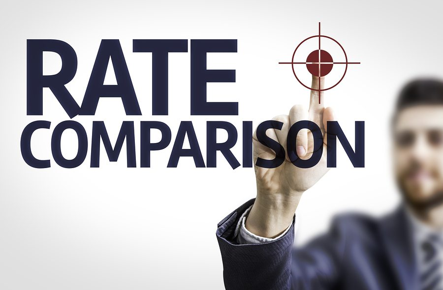 Rate comparison