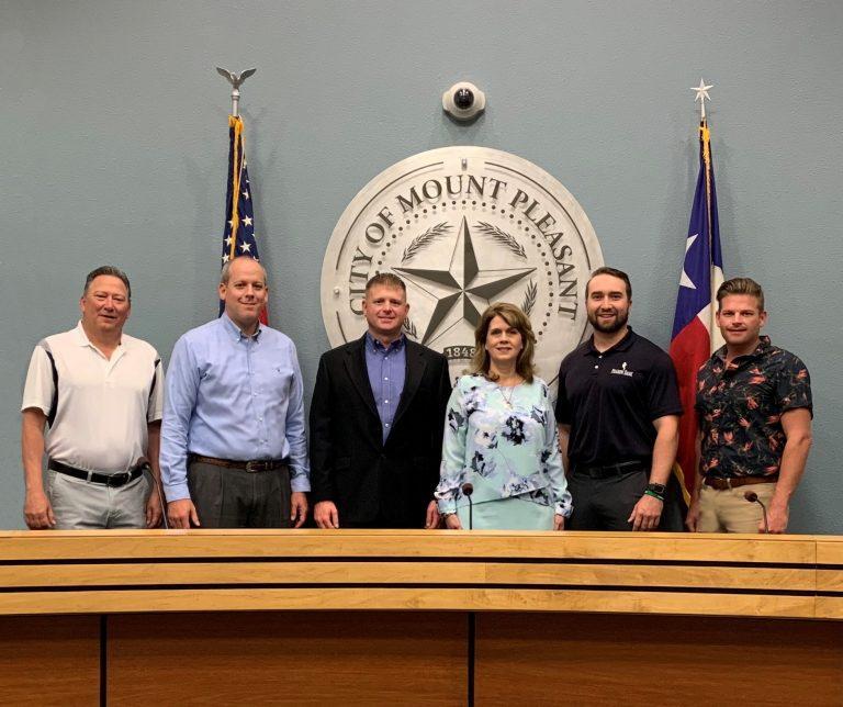 Mount Pleasant city council